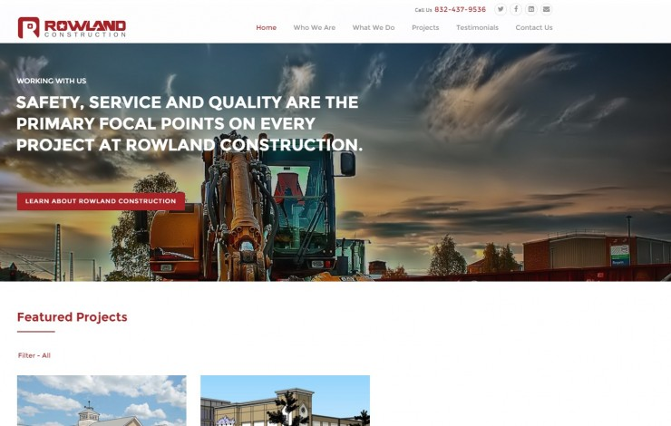 Rowland Construction LLC