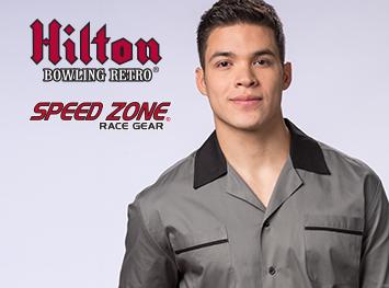 Hilton Bowling Retro